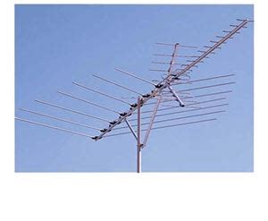 channel master 3019 vhf uhf fm hd tv antenna outdoor roof top hdtv cm3019 38 element near fringe
