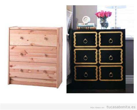 alucinantes ideas  modificar diy muebles  accesorios de ikea tu casa bonita