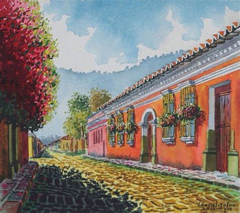 Luxury Spanish Style Homes by 10 Best Images About Pinturas De Antigua Guatemala On