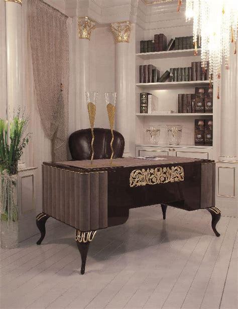 scrivanie di lusso scrivania presidenziale per ufficio scrivania classica di