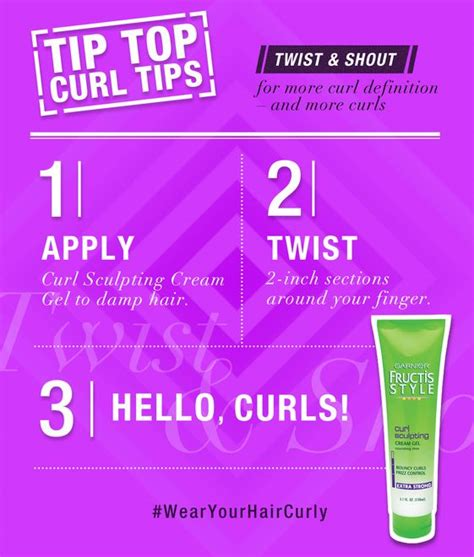Garnier Fructis Hair Style Gel Twist by 97 Best Curly Images On Curly