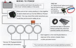 how to install led illuminated wheel rings halolightkits