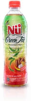 Teh Nu Green Tea kreasi pikiran briliyanid nu green tea kurma lengkeng