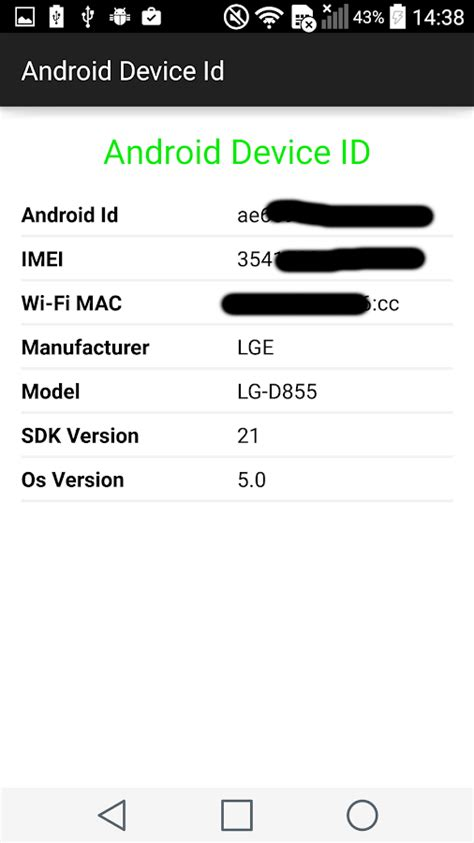 device id android device id android apps on play