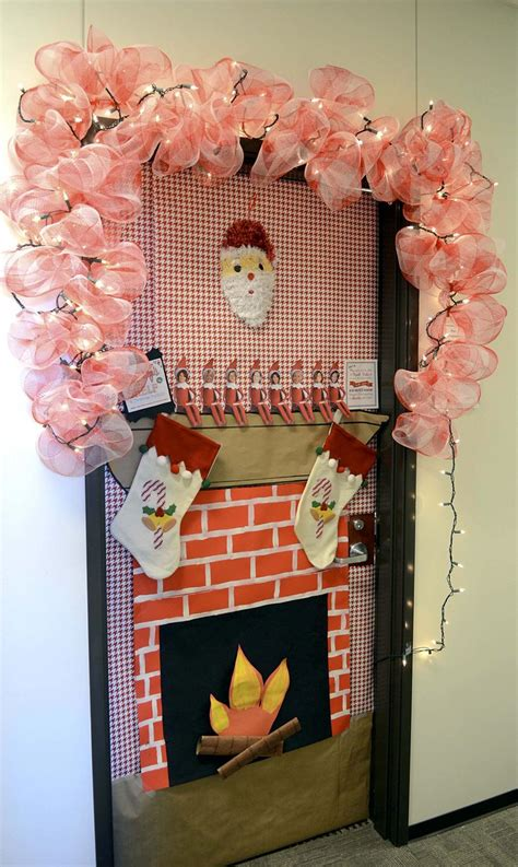 best 25 decorated doors ideas on pinterest christmas