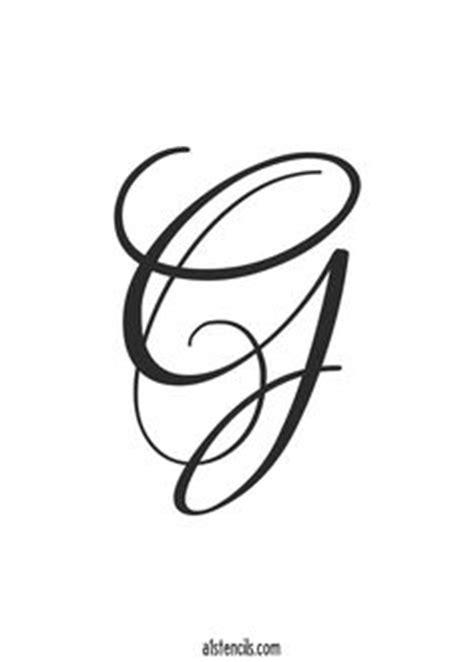 printable large script letters exquisite fine cursive uppercase lowercase letter