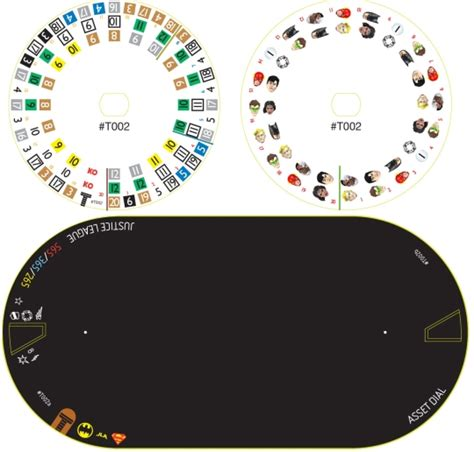 Heroclix Card Template by Heroclix World Justice League Team Base