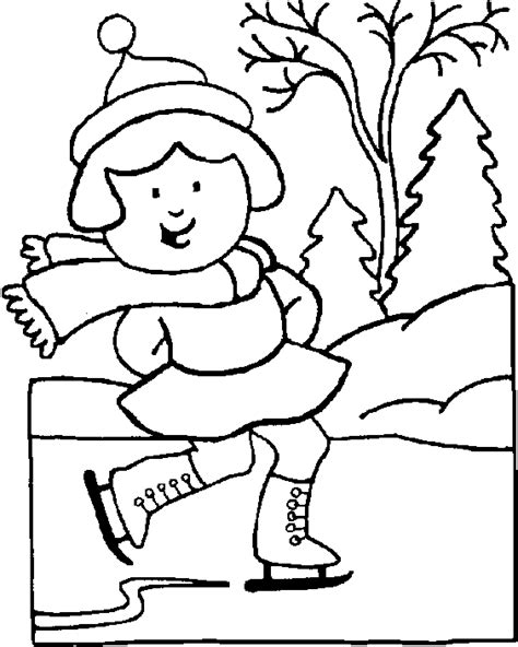 coloring page of winter clothes index of attachments image winter