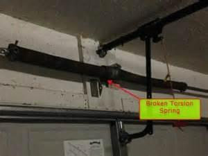 Garage Door Springs Torsion Ways To Save Money Replace Garage Door Torsion On