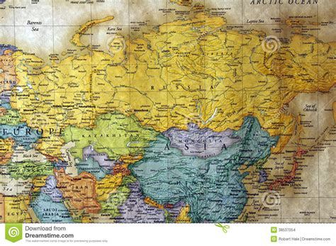 map of and surrounds russia stock photo image of location invade ussr