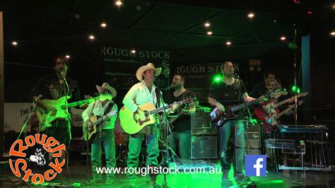Roughstock Country Music Band Hawkesbury | rough stock modern country and rock classics youtube