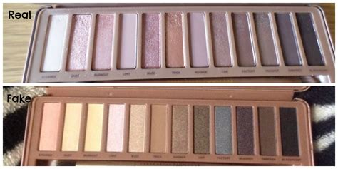 Rude In Your 3 In 1 Palette how to spot a counterfeit decay 3 palette
