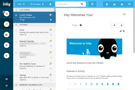 best email program for windows 8 inky a cloud enabled desktop email client for windows 7 8