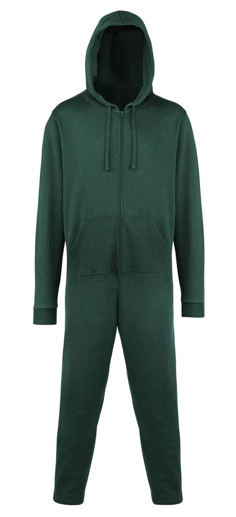 Comfy Co by Pijama Mono Mujer Hombre Comfy Co Capucha Jersey Algod 243 N
