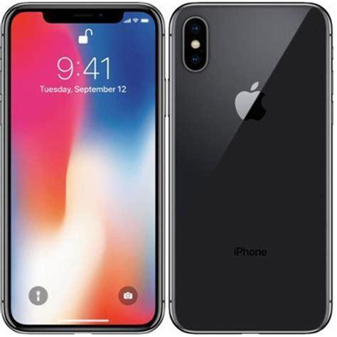 Apple Iphone X 64gb In Space Grau F 252 R 881 10 Inkl Versand