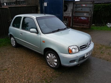 nissan classic cars 2002 nissan micra for sale classic cars for sale uk