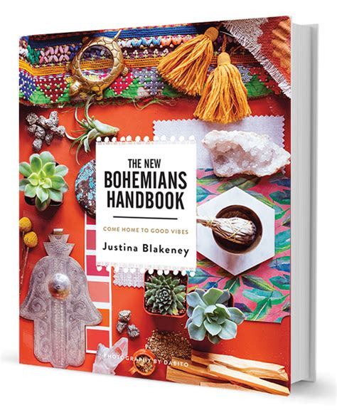 the new bohemians the new bohemians handbook come home to vibes cover