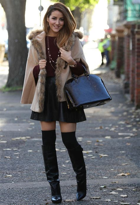 stylish winter outfit ideas  boots style motivation