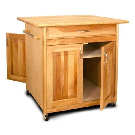 catskill craftsmen the big island 30 in kitchen island 63036 the home depot