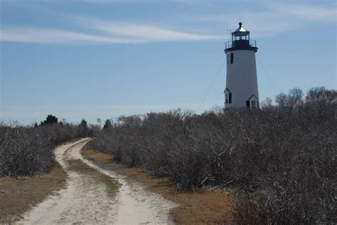 Martha S Vineyard Chappaquiddick Cape Poge Light Chappaquiddick Island Martha S Vineyard Massachusetts