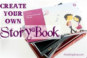 Design Your Create Your Own Storybook