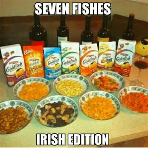 7 fishes on seven fishes edition meme on sizzle