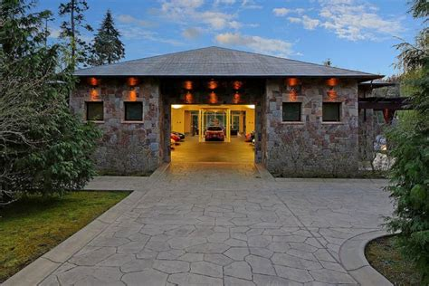 how big is a garage good big garage a mansion in washington