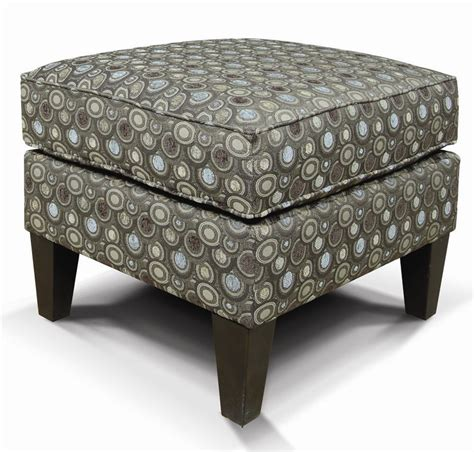 England Collegedale Upholstered Chair Ottoman Fashion