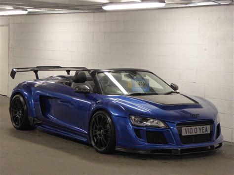 used 2010 audi r8 5 2 spyder quattro 2dr for sale in west yorkshire pistonheads
