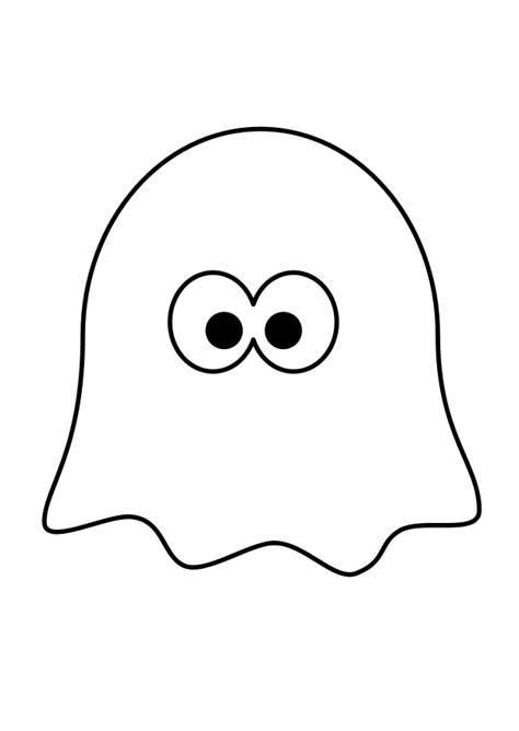 Ghost Clipart Outline by Knutselen Spook 2 Knutselen Voor Kinderen Cat 18431