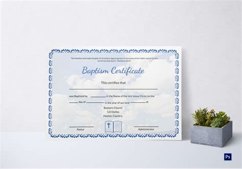Editable Certificate Templates Word