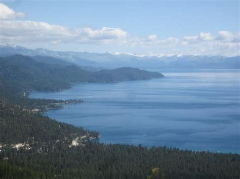lake tahoe boat rentals incline village nv looking south down nevada shoreline lake tahoe picture