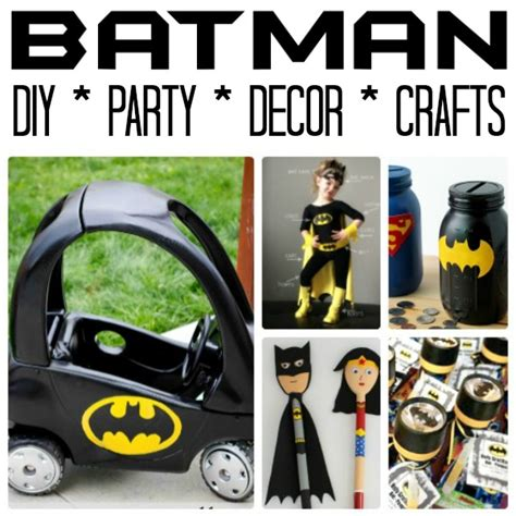 batman crafts for batman crafts for ted s