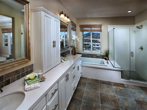 model home bathrooms master bathroom model home dream house s pinterest