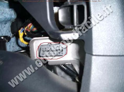 on board diagnostic system 1995 honda odyssey parking system obd2 connector location in honda civic 8 2006 2011 outils obd facile