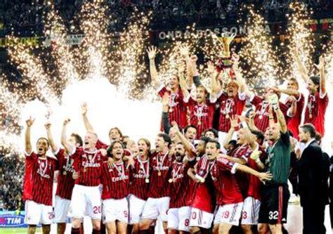 Kartu Perdana 3 Seri Tahun Ac Milan Dan Barcelona 10 tim sepakbola terbaik sepanjang masa bola 86 jeger