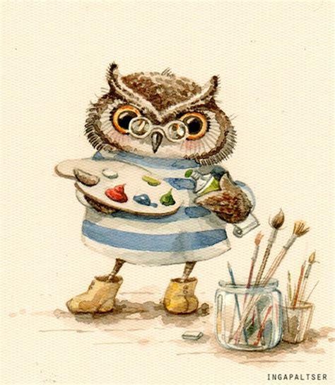 Gw Se F Green Owl кавайняшка очаровательные совы youloveit ru