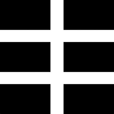 grid layout horizontal horizontal grid layout interface symbol icons free download
