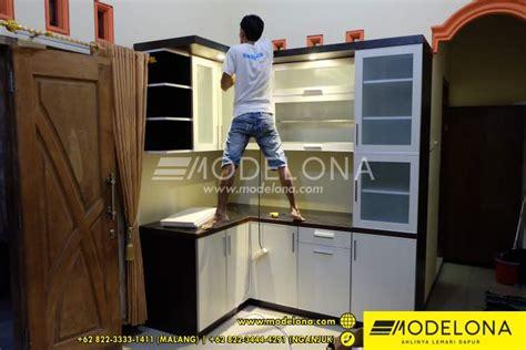 Rak Piring Stainless Untuk Kitchen Set jasa kitchen set kediri modelona kitchen set murah terbaik