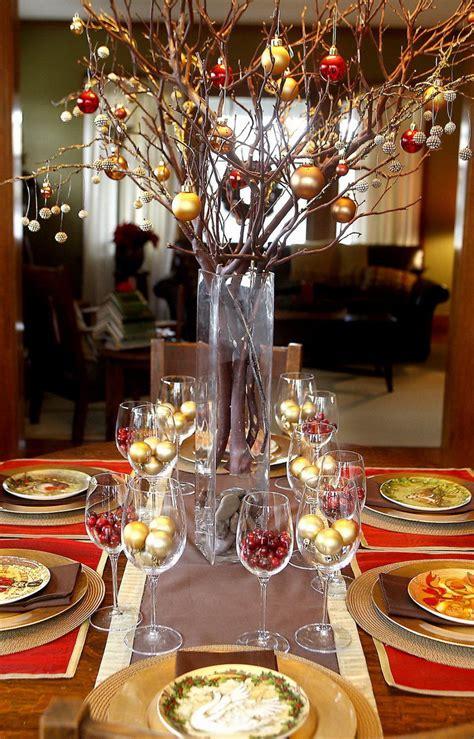50 stunning christmas table settings dining holidays