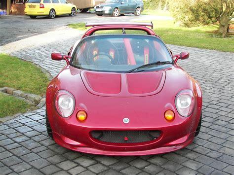lotus elise track car browns garage