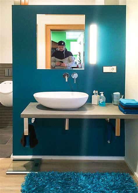 Badezimmer Deko Petrol by Die Besten 25 Badezimmer T 252 Rkis Ideen Auf