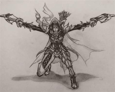 Diablo 3 Sketches by Diablo 3 By Sunnyrays On Deviantart