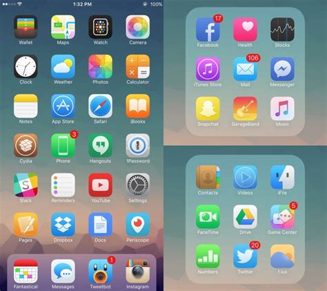 iphone themes download winterboard winterboard themes ios 9 on iphone and ipad