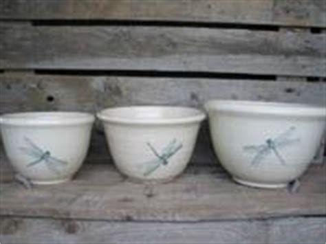 Cabin Pottery Maine by Pottery Blueberries And Maine On