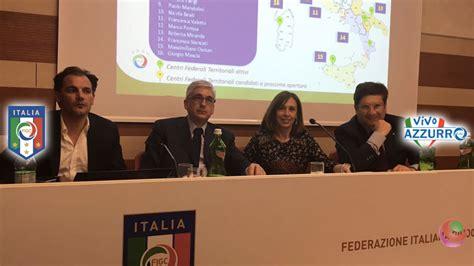 sede figc roma nella sede della figc un incontro sullo sviluppo