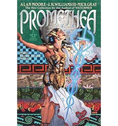 promethea book 1 alan moore 9781563896675