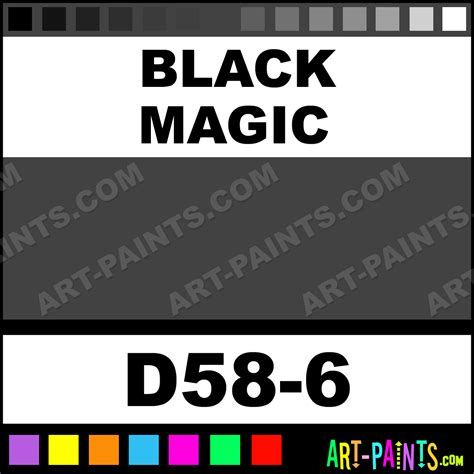 black magic interior exterior enamel paints d58 6 black magic paint black magic color