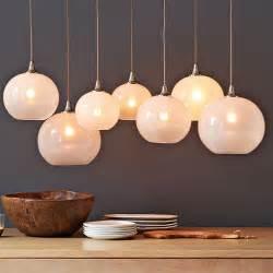 Glass Orb Pendant Light Glass Orb Pendant Lighting Decoist