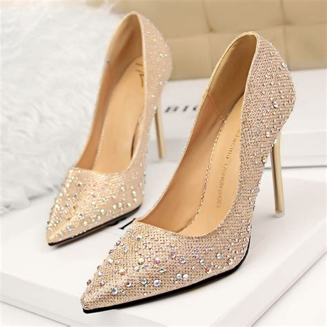 womens high heels with bottoms 2017 fashion s pumps s high heels shoes